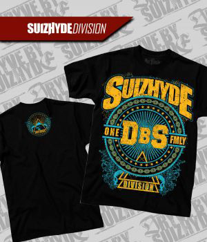 Dryve by Suizhyde - One Family - Shirt